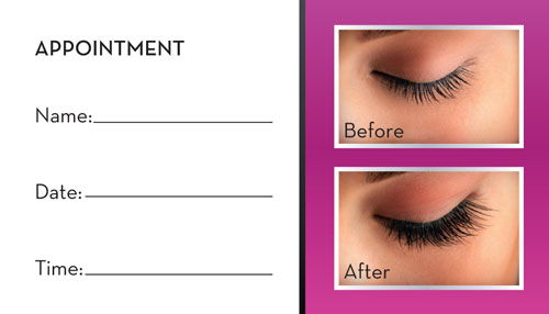 Eyelash Extensions Appointment by Cindy Newell